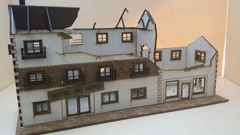 BUILDINGS AND TERRAIN – Justlasered