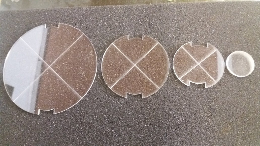 Star Wars Legion clear bases