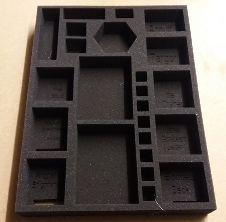 Shadespire Foam tray